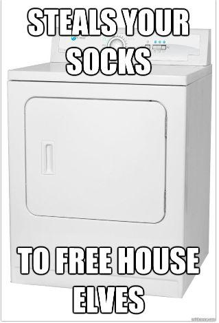 Misunderstood Dryer