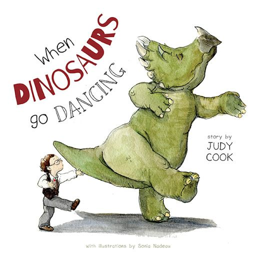 When Dinosaurs go Dancing by Judy Cook at the FriesenPress Bookstore