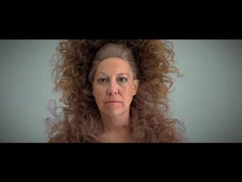 Watch the whole video here. | 5 Cancer Patients Reacting To Their Hilarious Makeovers