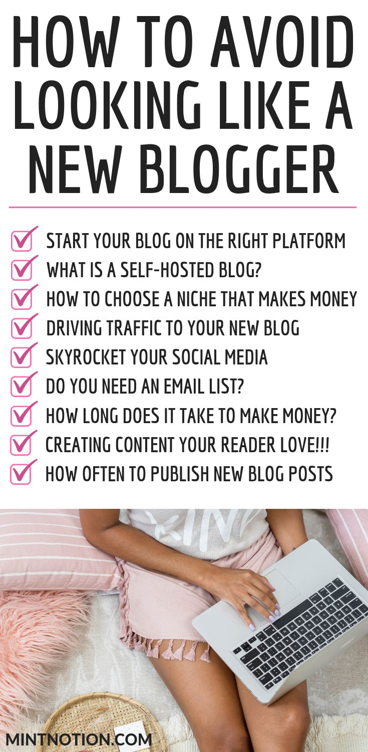 What Not To Do When Starting A Blog: 10 Rookie Mistakes Do you want to start a b… – joqbio_189