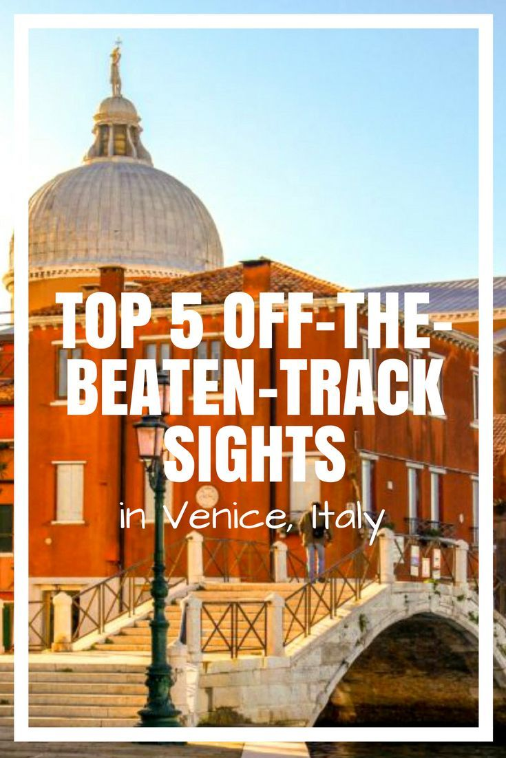 Top 5 off-the-beaten track things to do in Venice, Italy. Explore all the amazing and unusual things most tourists never get to see! #Go4Travel #Travel #Wanderlust #Venice #Italy #Europe