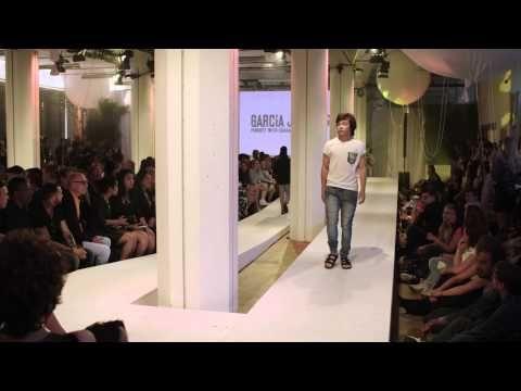 Garcia Jeans SS16 Kids Fashion Show