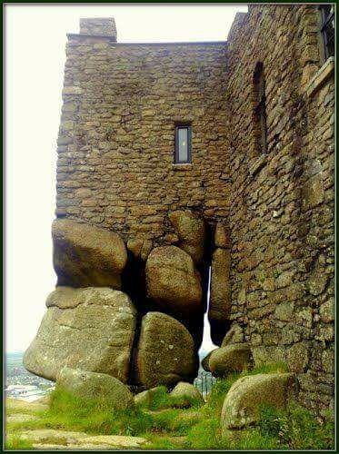 Castelo Cornualha - Inglaterra