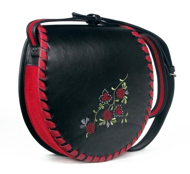 Trendy handtasche aus  leder.    Material: eine Kombination aus Leder und Wildleder     Größe: ca. 32 x 28 x 9 cm(B,H,T)    Riemen: einstellbare Länge