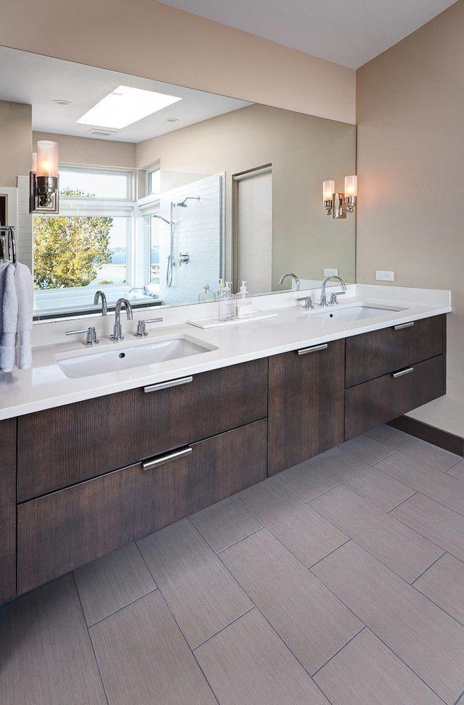 16 Incredible Bathroom Vanities And Sinks 36 Bathroom Vanities Combo Furnitures Furni Wood Bathroom Vanity Bathroom Sink Design Contemporary Bathroom Designs