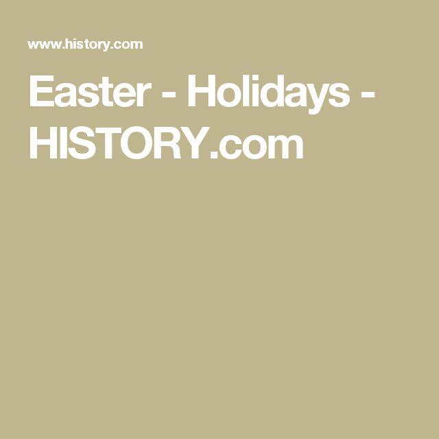 Easter - Holidays - HISTORY.com