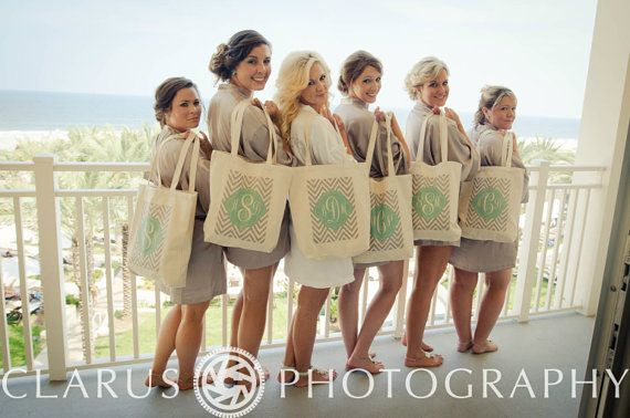 7 FRESH CHEVRON Tote Bag, Gift bags, Bridesmaid bags,in 60 colors to chose from by Modern Vintage Market on Etsy, $119.00