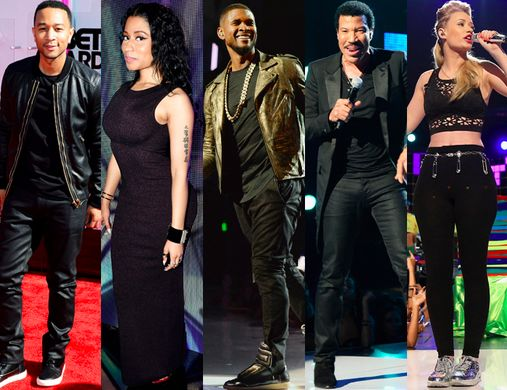 Sporty Black | 2014 BET Awards: Top 5 Fashion Trends