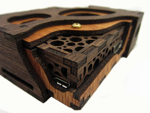 Pi Borg The Ultimate Raspberry Pi Case by EngrainedProducts