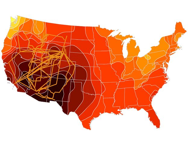 The U.S. electric grid is a complex network of independently owned and operated power plants and transmission lines.