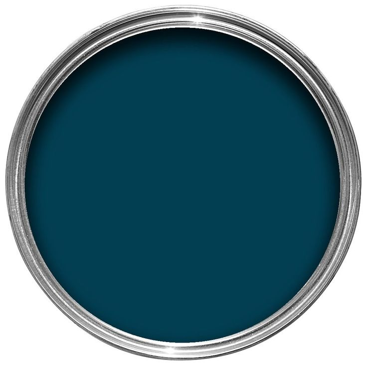 Colours Interior & Exterior Marine Blue Gloss Wood & Metal Paint 750ml | Departments | DIY at B&Q
