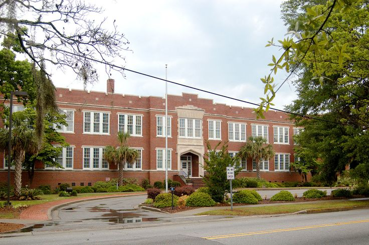 Marion High School in Marion County, South Carolina.