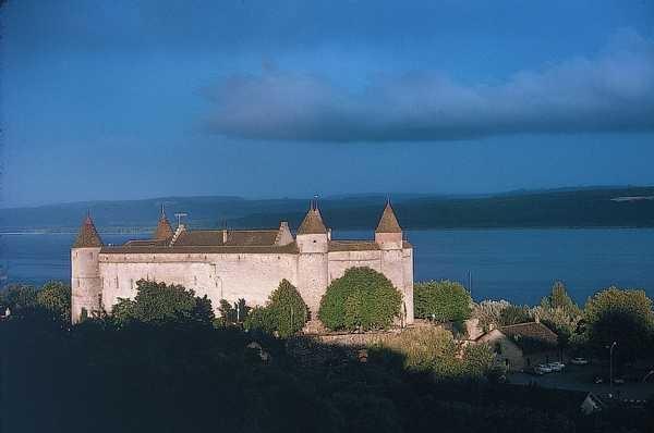 Château de Grandson - Zwitserland Toerisme