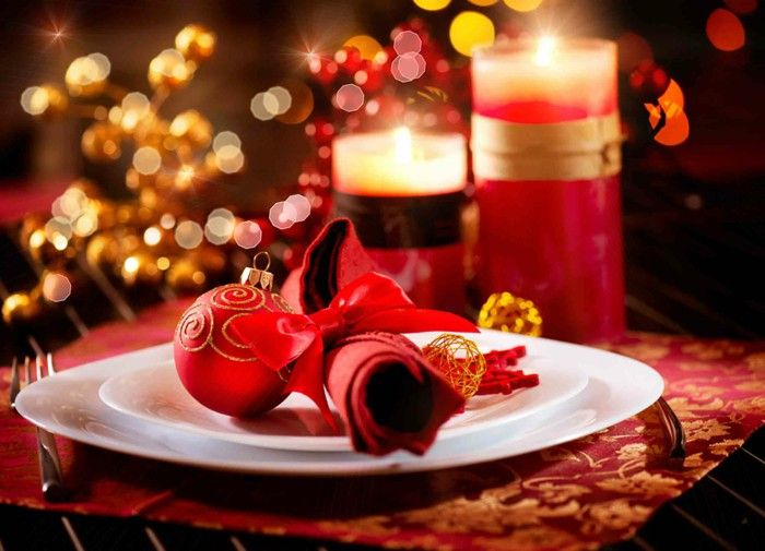 40 Rustic Christmas Tableware Decoration Ideas All About Christmas Part 93