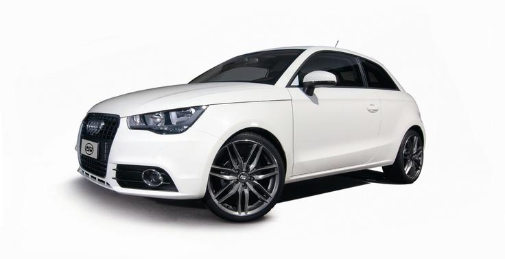 "MSW 24 17"" on Audi A1 #OZRACING #MSW #24 #RIM #WHEEL"