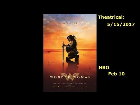 New movies on Premium channels February 2018 HBO Cinemax