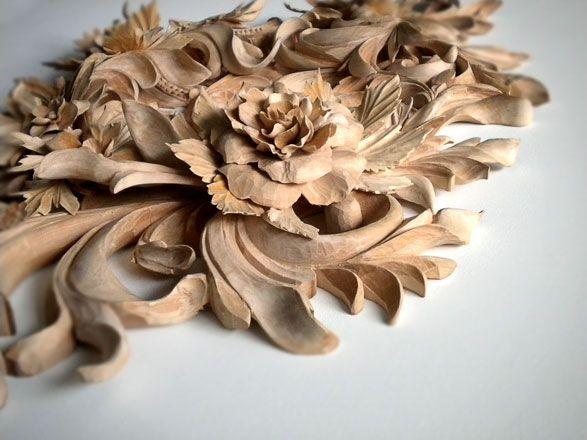 Wood carving by grabovetskiy alexander master woodcarver
