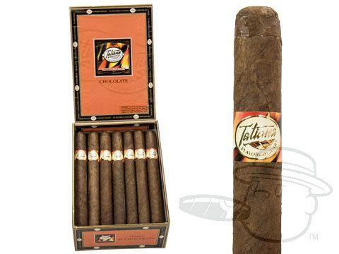 Tatiana Classic Chocolate 6 x 44—Box of 25 - Best Cigar Prices