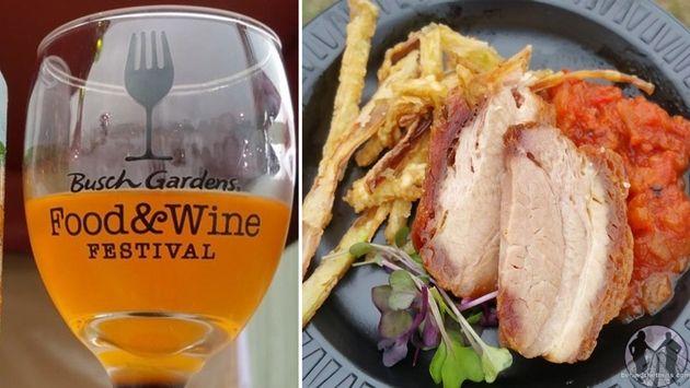 11 Best Busch Gardens Food Wine Festival Images On Pinterest Wine Festival Busch Gardens