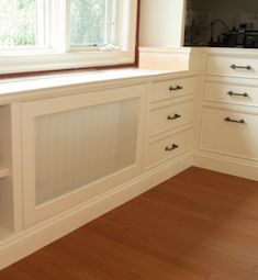 1000 Images About Built In Bookcases And Radiator Covers