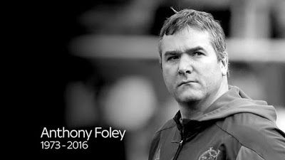 MAX SPORTS: RUGBY: MUNSTER RUGBY COACH DIES SUDDENLY OVERNIGHT...