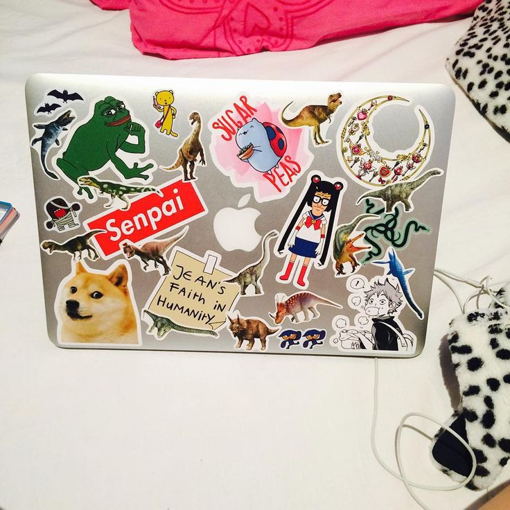Dinosaur doge pepe laptopstickers laptop anime haikyu ihavealotincommonwithtsukkibae make your own sticker pack for only 9 99