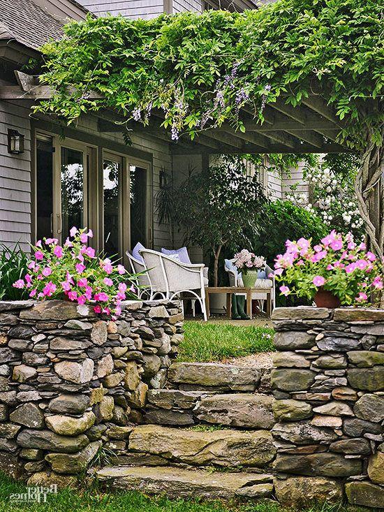 975 besten garten terrasse ideen garden bilder auf for Gartengestaltung terrasse ideen