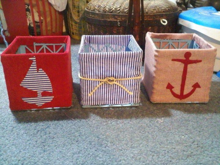 Пластиковые ящики 3