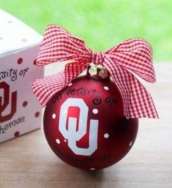 University of Oklahoma | Coton Colors