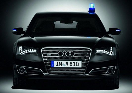 "2013 Audi W12 A8 ""Security Edition"""