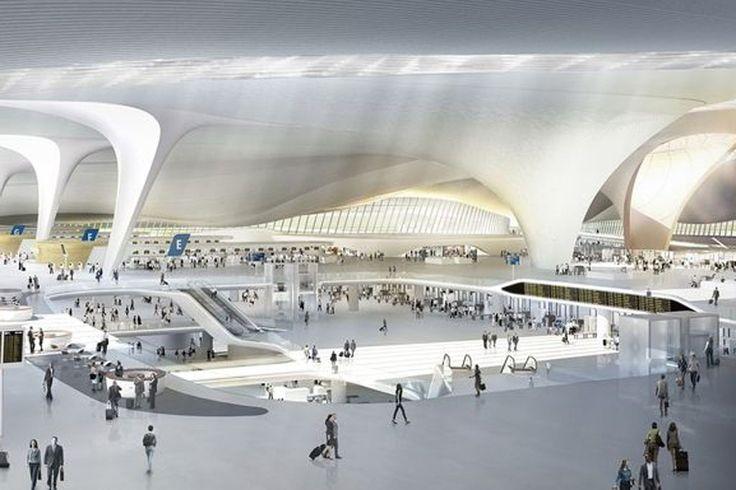 Methanoia via Zaha Hadid Architects