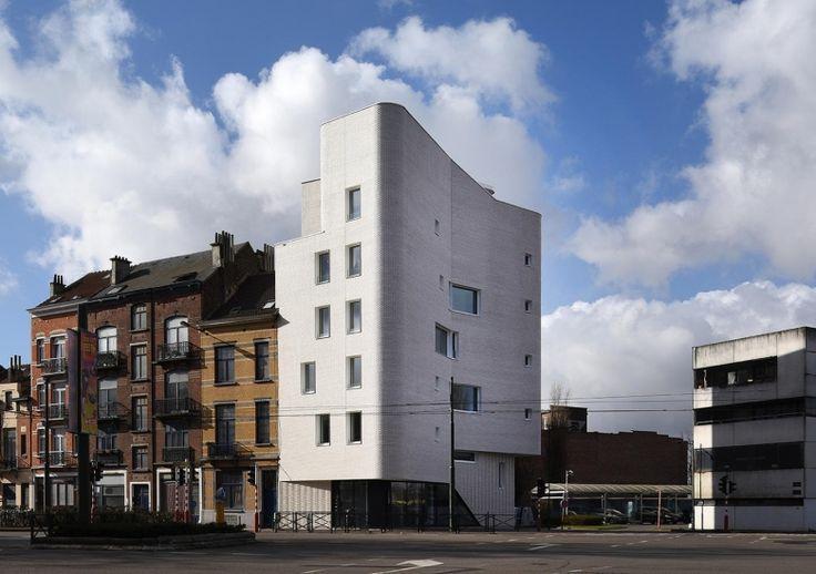 Brusselse architecten winnen Europese prijs met Schaarbeeks project | BRUZZ