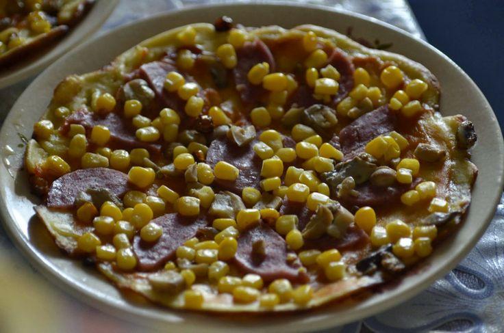 Csillareceptek: 10 perces pizza
