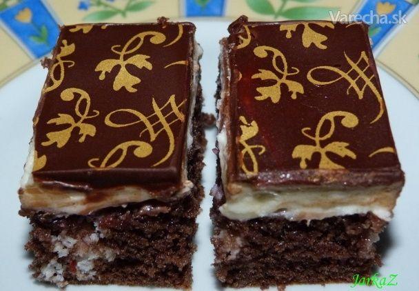 Hromádkový kokosový koláč - Recept