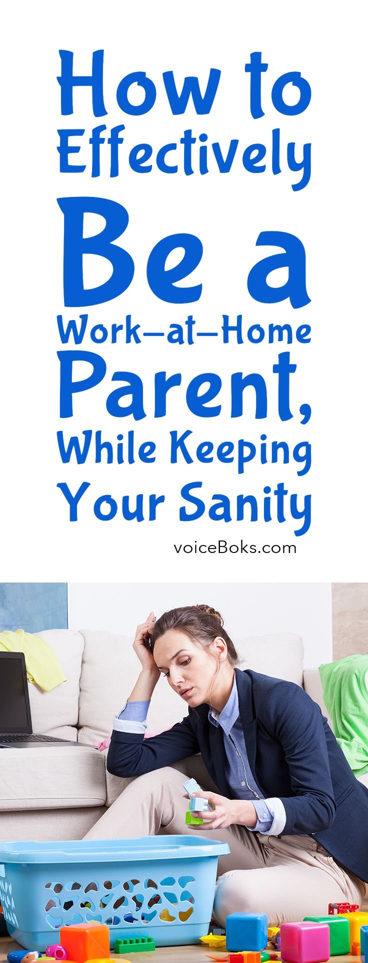 Do you work from home? How do you effectively do so with all the noise and chaos all around you?