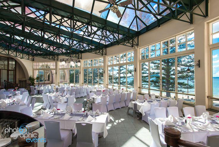 Seasalt Restaurant at Crowne Plaza Terrigal #wedding #weddingvenue #beach #beachsidewedding #whitewedding