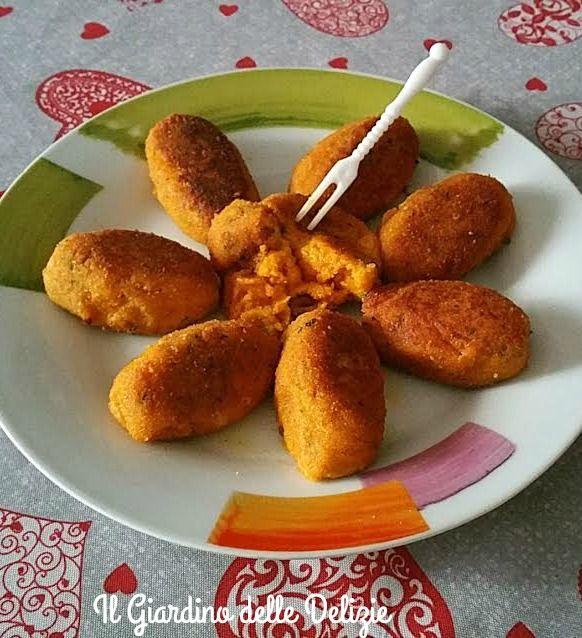 Crocchette+di+carote+delicate