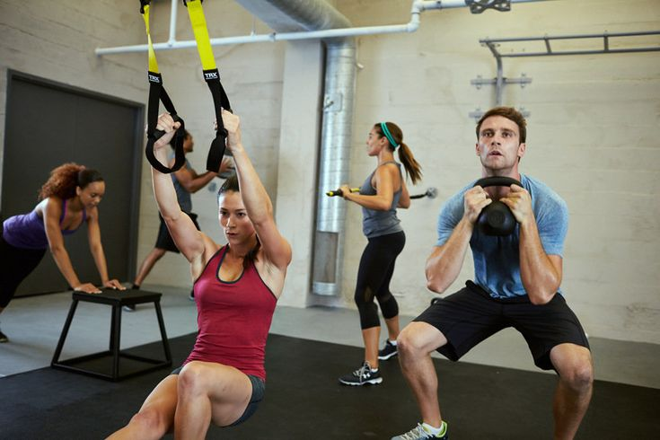 Functional Training (Λειτουργική προπόνηση)