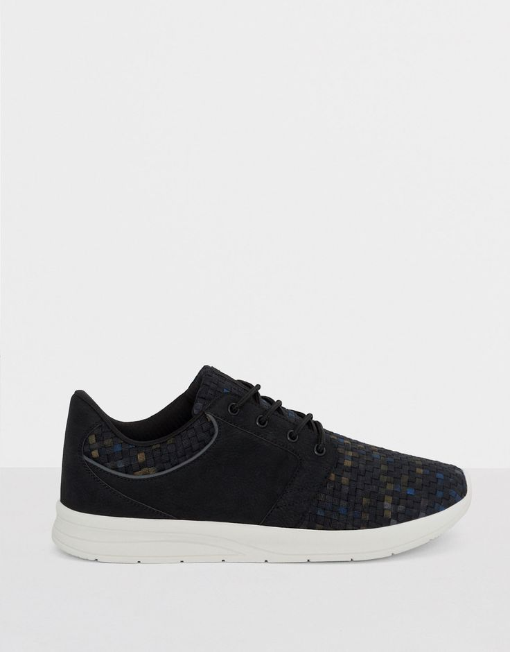 Fantasy braided sneakers - Promotions - Shoes - Man - PULL&BEAR Bosnia and Herzegovina