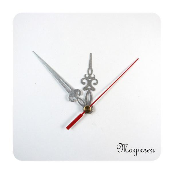 AIGUILLES HORLOGE BAROQUES 13AR - Boutique www.magicreation.fr