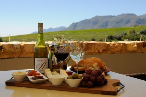 Gourmet Cheese Platter at Hidden Valley Wine and Olive Tasting Centre | Stellenbosch