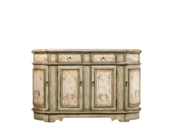 Give your home a touch of classic elegance with this beautiful Lia credenza.  #myrfstyle #SweepsEntry