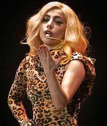 Stefani Joanne Angelina Germanotta (/ˈstɛfəniː dʒʌrməˈnɑːtə/ STE-fə-nee jurr-mə-NAH-tə; born March 28, 1986), known by her stage name Lady Gaga, is an American singer and songwriter. Born and raised in New York City, she primarily studied at the Convent of the Sacred Heart and briefly attended New York University's Tisch School of the Arts before withdrawing to focus on her musical career.