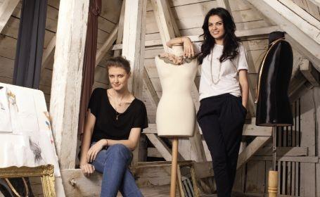 Rhea Costa si Malvensky in revista Forbes