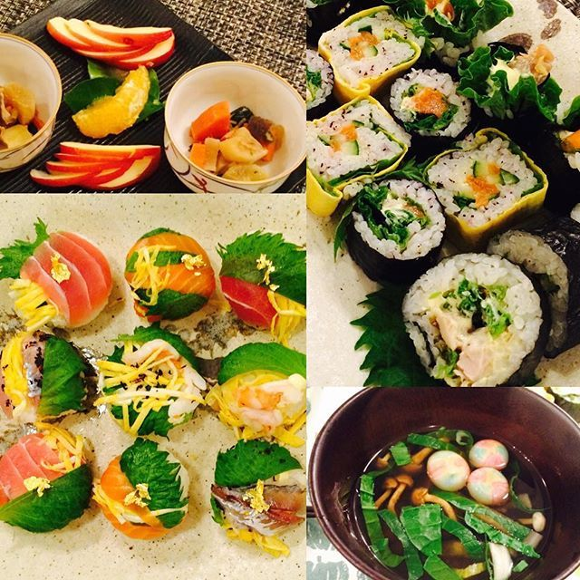misato51877夕ご飯は、お寿司にしました♪ Today's dinner. I made Japanese traditional food, Sushi♪ __________________________ #dinner#enjoy#fun#instapic#yummy##instafood#yum#foodie#cooking#foodforthought#traditionalfood#ilovecooking#japan#tradition#japanese#tokyo#sushi#japanesefood#washoku #ふたりごはん#おうちごはん#ばんごはん#お寿司#手まり寿司#料理#和食 __________________________ ◉そういえばもうすぐ#雛祭り やなぁ…何作ろう♡ ◉ただいま、#主婦 を練習中。旦那さんのテンションが上がる#おうちレストラン を目指して!
