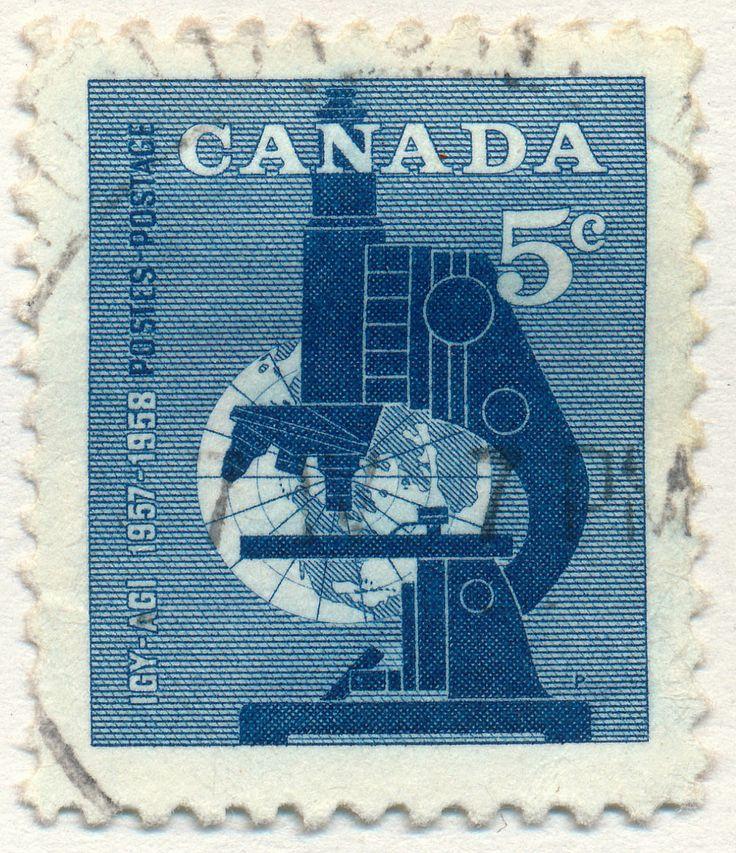 International Geophysics Year (issued 1958)