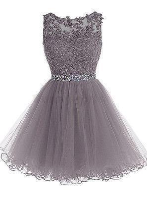 Minivestido curto sexy vestido formal vestido de baile festa, baile e noite para madrinhas e damas de honra 6-18