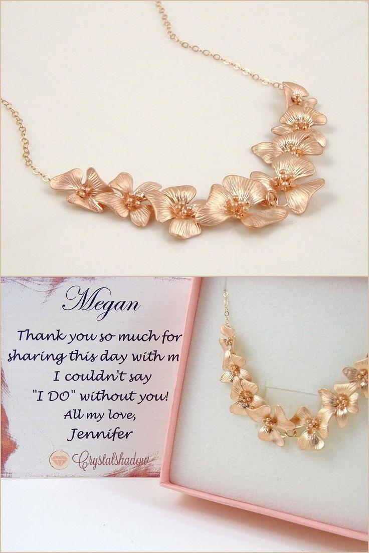 best 25+ rose gold statement necklace ideas on pinterest   wedding