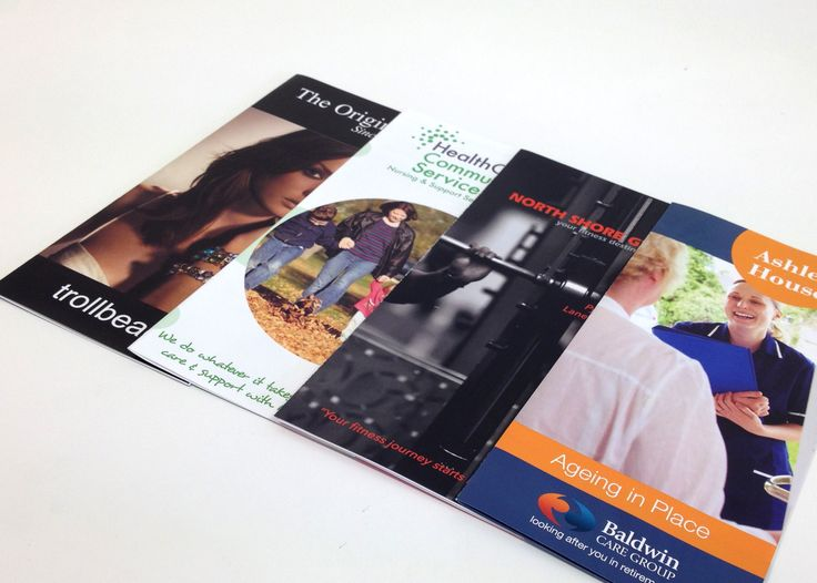 Mercury Creative 6pp Brochures