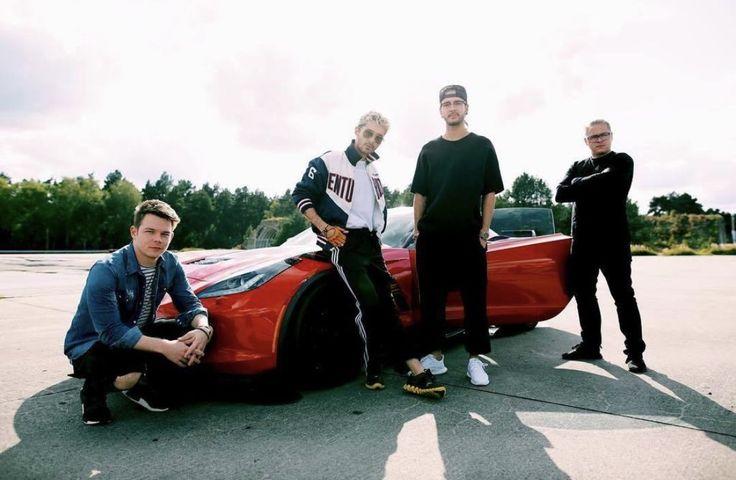 Cadillac Europe Race  Tokio Hotel